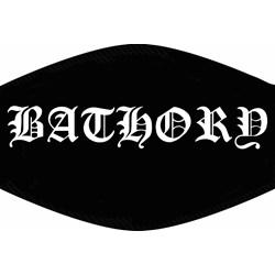 Bathory - Unisex Bathory Logo  Mask
