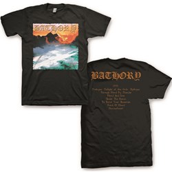 Bathory - Mens Twilight T-Shirt