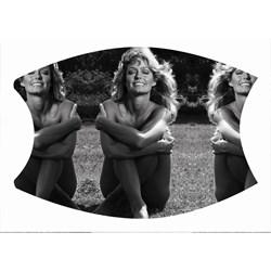 Farrah Fawcett - Unisex Farrah Vanity Fair  Mask