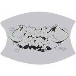 Graffiti Hardcore - Unisex Token Entry - Bagz Mask