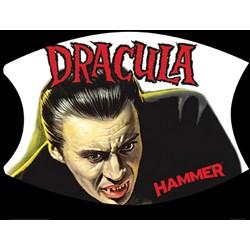 Hammer Horror - Unisex Dracula 2 Mask