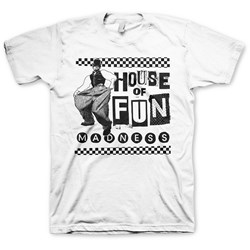Madness - Mens House Of Fun T-Shirt