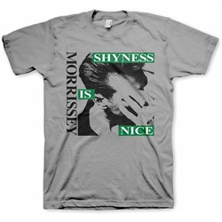 Morrissey - Mens Shyness T-Shirt