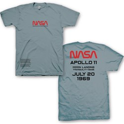 NASA - Mens Appollo 11  T-Shirt