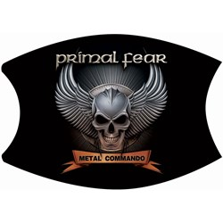 Primal Fear - Unisex Metal Command Mask