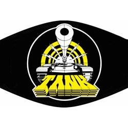 Tank - Unisex Tank Logo  Mask