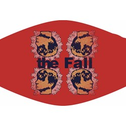 The Fall - Unisex The Fall  Mask