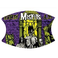The Misfits - Unisex Misfits Earth AD Logo Mask