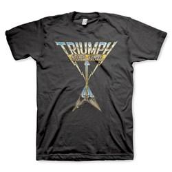 Triumph - Mens Triumph Allied Forces  T-Shirt