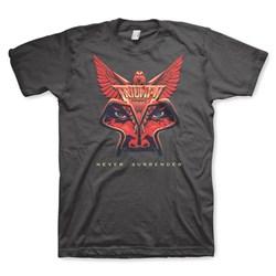 Triumph - Mens Triumph Never Surrender  T-Shirt