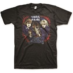 Warfare  - Mens Metal Anarchy  T-Shirt