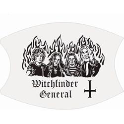 Witchfinder General - Unisex Witchfinder General Burn  Mask