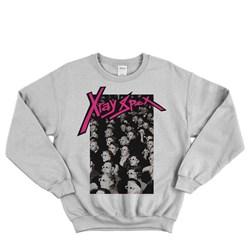X-Ray Spex - Mens 3D Crew Neck Sweatshirt