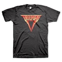 Triumph - Mens Triumph Lightning  T-Shirt