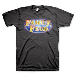 Family Feud - Mens Family Feud Logo  T-Shirt
