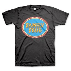 Family Feud - Mens Family Feud Old Logo  T-Shirt