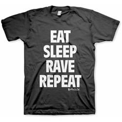 Fatboy Slim - Mens Eat Sleep T-Shirt