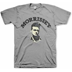 Morrissey - Mens Floral head T-Shirt