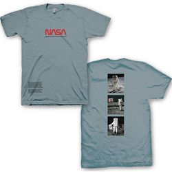 NASA - Mens Appollo 11 (2) T-Shirt