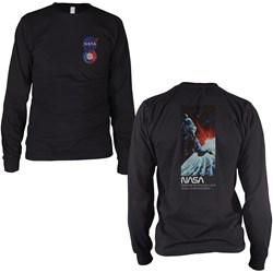 NASA - Mens SOYUZ long Sleeve Shirt