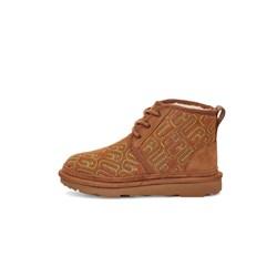 Ugg - Kids Neumel Ii Graphic Stitch Boots
