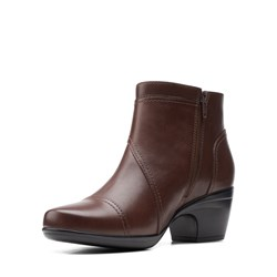 Clarks - Womens Emily Calle Boots