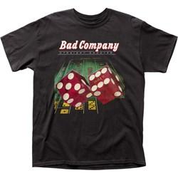 Bad Company - Mens Straight Shooter T-Shirt