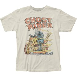 Ghost Rider - Mens Hell on Wheels Fitted T-Shirt