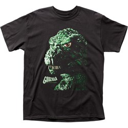 Godzilla Portrait Adult T-Shirt