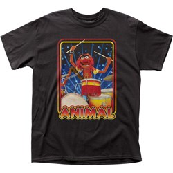 The Muppets - Mens Animal T-Shirt