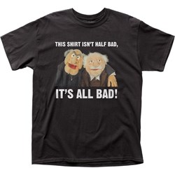 The Muppets - Mens All Bad T-Shirt