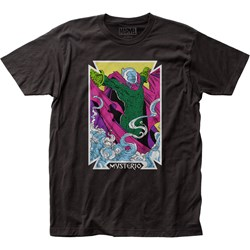 Mysterio - Unisex Card Fitted Jersey T-Shirt