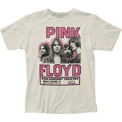 Pink Floyd - Unisex Show Poster Fitted Jersey T-Shirt