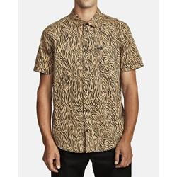 RVCA - Mens Restless Buttondown Shirt