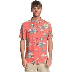 Quiksilver - Mens Vacancyviscossh Woven Shirt