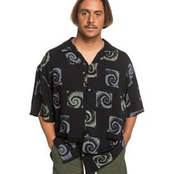 Quiksilver - Mens Og Printed Camp Woven Shirt