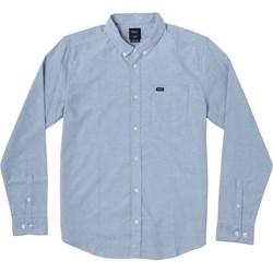 Rvca - Boys Thatll Do Stretch Long Sleeve Woven Shirt