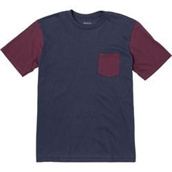 Rvca - Boys Ollie Color Block T-Shirt