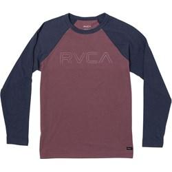 RVCA - Boys Vale Raglan T-Shirt