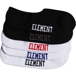 Element - Mens Low-Rise Socks 5 Socks
