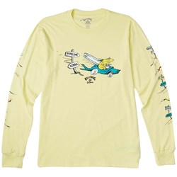 Billabong - Boys Little Car Long Sleeve T-Shirt