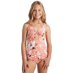 Billabong - Girls Petal Party 1 Piece Swimwear