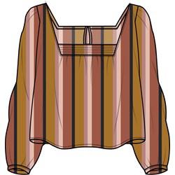 Roxy - Junior Banana Day 2 Woven Shirt