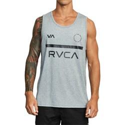 RVCA - Mens Mid Bar Tank T-Shirt