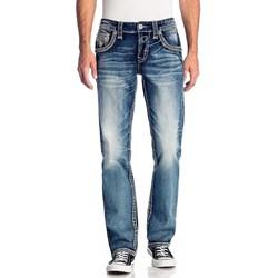 Rock Revival - Mens Tendril J200 Straight Jeans