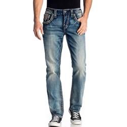 Rock Revival - Mens Royston J200 Straight Jeans