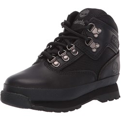Timberland - Toddler Euro Hiker Mid Fabric And Leather Shoe