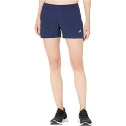 "Asics - Womens Silver 4"" Woven Shorts/Boardshorts"