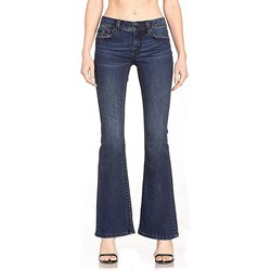 Miss Me - Womens Mid-Rise Flare Jeans