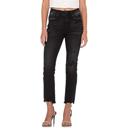 Miss Me - Womens High-Rise Ankle Straight Jeans